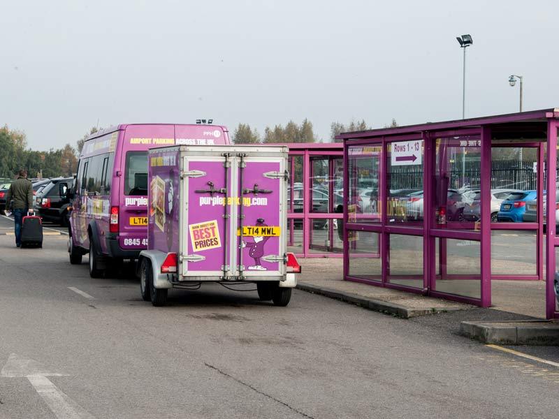 Purple long stay plus i love airport parking purple parkings car park m4hsunfo