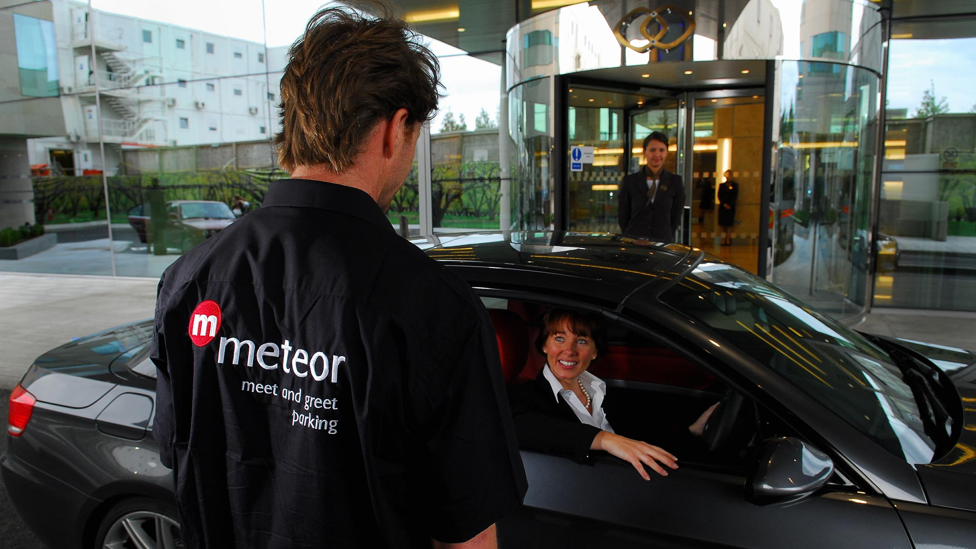 Meteor meet and greet meet and greet heathrow i love driver meeting customer kristyandbryce Image collections