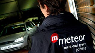 Meteor meet and greet i love airport parking uniformed driver meteor uniform m4hsunfo