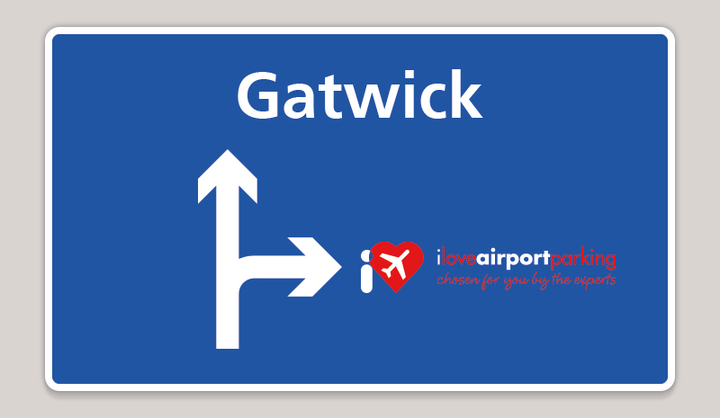 I love meet and greet i love airport parking signpost to gatwick m4hsunfo