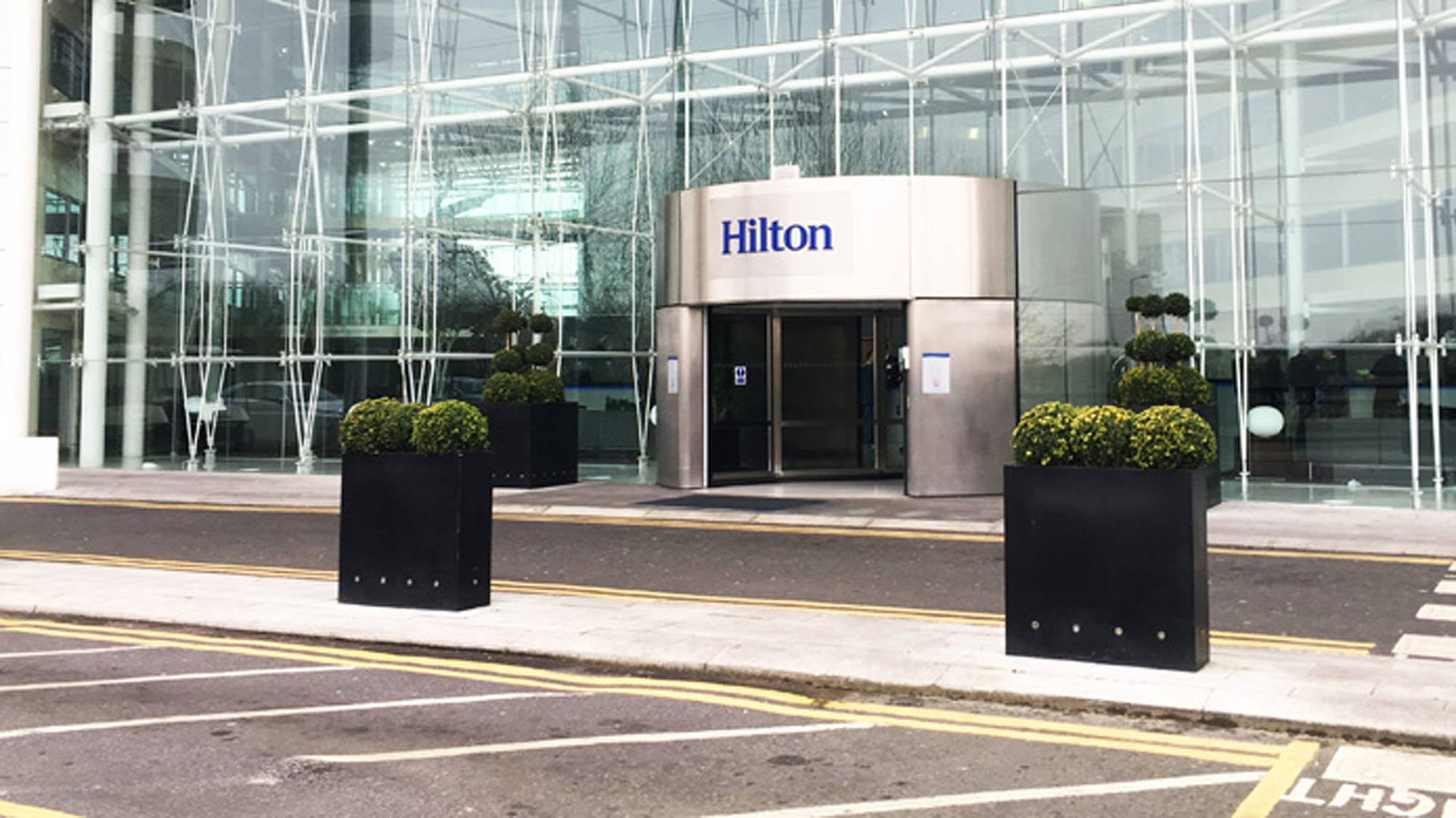 Airport Hotels Heathrow Hilton