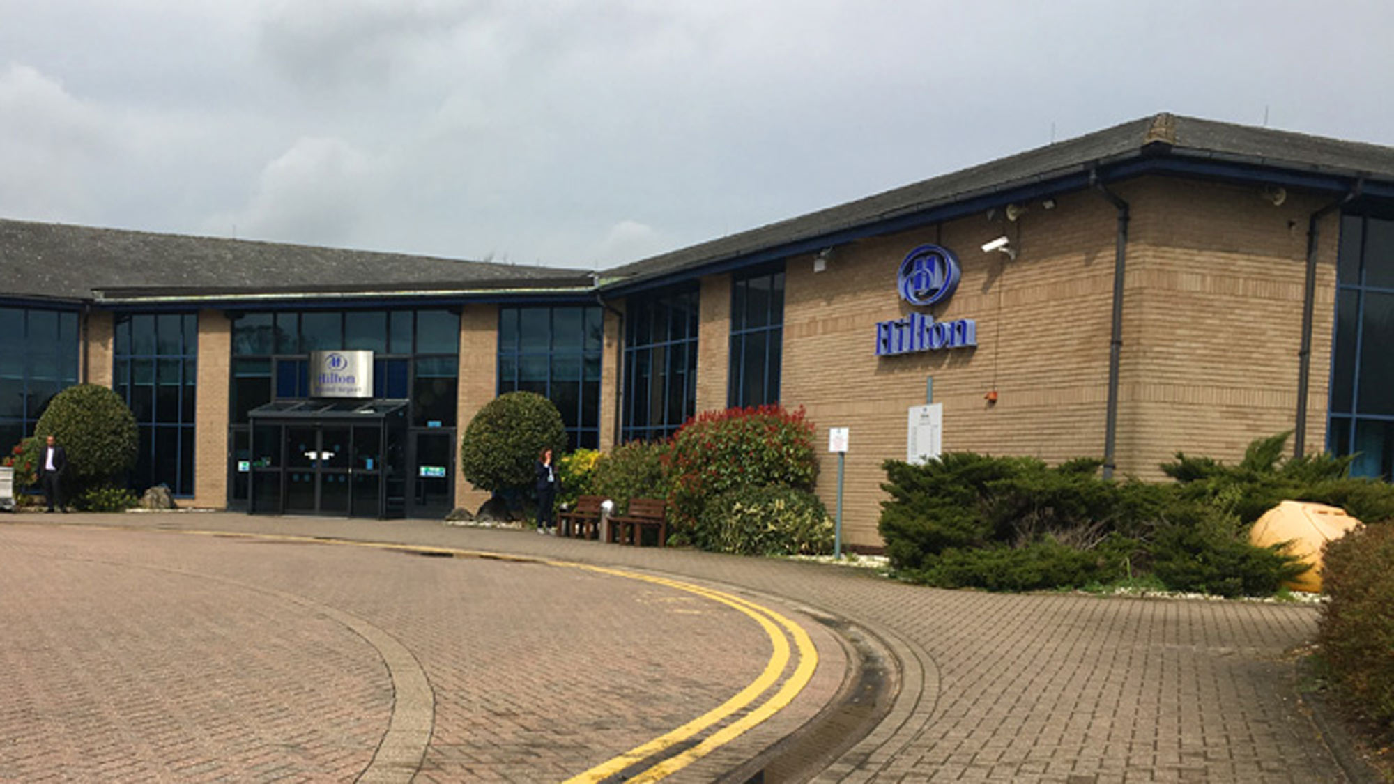 Stansted Airport Hotel And Long Stay Parking